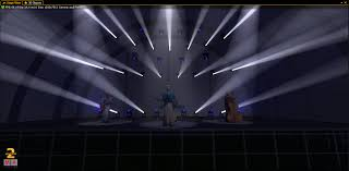 licht design 3d lighting design stage sle schindler lichtdesign