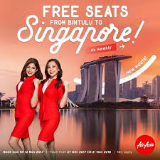 airasia bandung singapore airasia launches first international route from bintulu to singapore