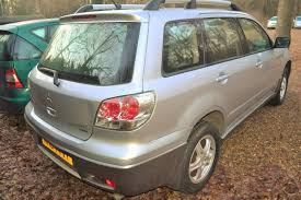 used mitsubishi outlander 2 4 mivec equippe auto 5 doors 4x4 for