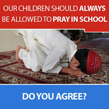 Prayer Meme - our children should always be allowed to pray in schools