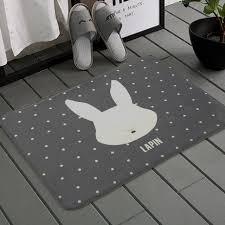 Kilim Bath Mat Aliexpress Com Buy Rabbit Carpet Kids Room Home Living Room Bath