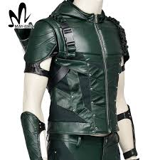 Green Arrow Halloween Costume Costume Wedding Ring Sets Picture Detailed Picture