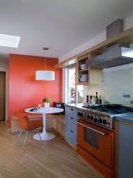 Transitional Pendant Lighting Kitchen - ral colours kitchen contemporary with mid century modern