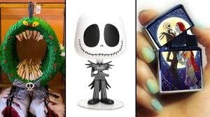 11 the nightmare before merch items you need this