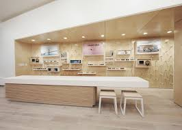 Plywood Design West Of West Infuses An Eyewear Store With A California Vibe