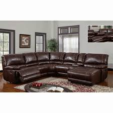 Recliners Sofa Sets 49 Leather Sectional Sofa With Power Recliner Leather Sectional