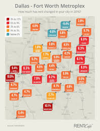 Dallas Suburbs Map by Dallas Rents Climb Confidently U2014still It U0027s No Match For The Metro