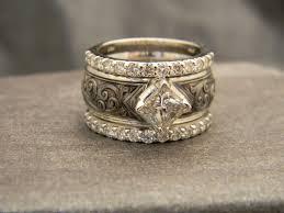 Engraving Jewelry 11 Best Custom Engraved Titanium Rings Images On Pinterest