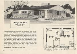 awesome house plans unique 1950 ranch house plans new home plans design
