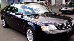 audi a6 2001 review 2001 audi a6 2 8 quattro awd sedan
