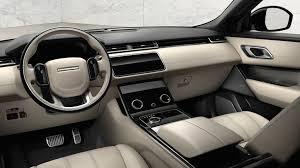 range rover steering wheel new range rover velar