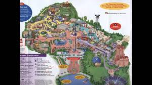 Map Of Hollywood Studios Hollywood Studios Interactive Map Click On A Land Youtube