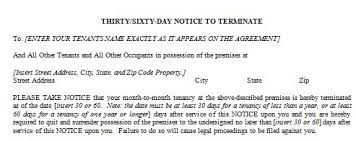 download a sample california 30 60 day notice to terminate tenancy