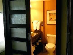 bathroom doors ideas frosted bathroom door jamiltmcginnis co