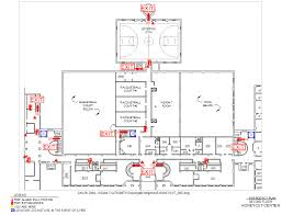 Fire Evacuation Plan Template For Office by Fire Evacuation U0026 Safety Maps The Southern Baptist Theological