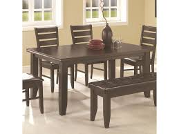 florida dining room furniture coaster dining room dining table 102721 royal furniture and