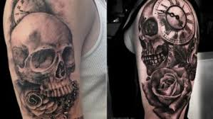 clock tattoos the best designs ideas and meanings