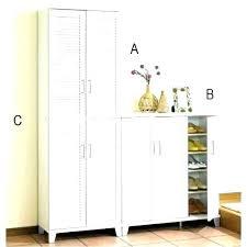 big foot garage cabinets white shoe storage cabinet door with doors innovative bigfoot in