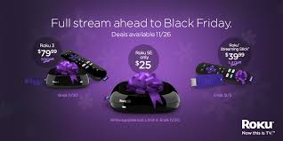 amazon fire tv black friday sale black friday deals sneak peek roku se roku 3 roku streaming