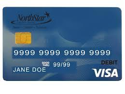 debit card debit card northstar credit union