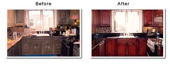 Kitchen Cabinet Refinishing Kitchen Cabinet Refinishing Ideas - Kitchen cabinet restoration