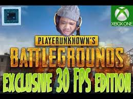 pubg xbox one x only xbox fans over reacting to pubg only running 30fps on xbox one x