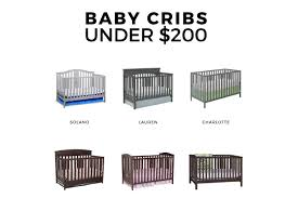 Modern Affordable Baby Furniture by 12 Cheap Baby Cribs That Are Actually Insanely Stylish