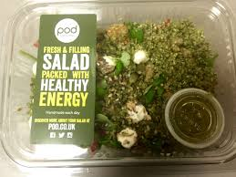 pod healthy fresh food to go hold the anchovies please