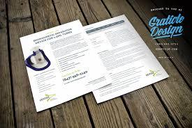 flyer design portfolio graticle design