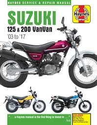 suzuki rv 125 wiring diagram wiring diagrams