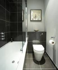 Gray And White Bathroom Design Ideas Pictures Remodel And Decor - Grey bathroom designs