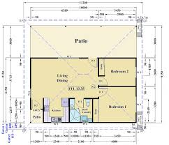 Two Bedroom Granny Flat Floor Plans Two Bedroom Granny Flat Designs The Joseph Granny Flat Approvals