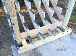 Banister Attachment Attaching Bottom Deck Posts Thisiscarpentry