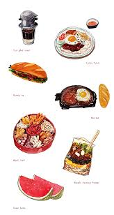 cuisine illustration food illustration on behance