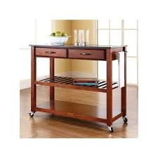 crosley furniture kitchen cart crosley furniture black granite top kitchen cart granite tops
