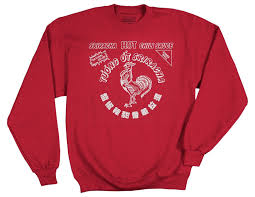 sriracha bottle sriracha sauce bottle label sweatshirt ripple junction
