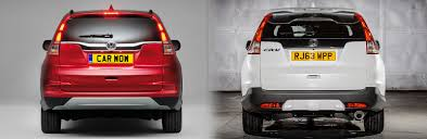 honda cr v vs lexus 2015 honda cr v u2013 old vs new comparison carwow