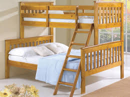 Twin Over Full Bunk Bed Plans - Full and twin bunk bed