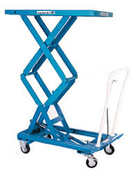 Pallet Lift Table by Bx 30s Hydraulic Double Scissor Lift Tables Pallet Jacks Daco