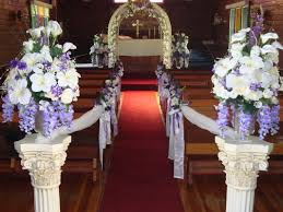 church decorations for wedding royal blue wedding decorations church church wedding decorations