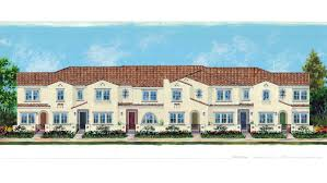 Brea Mall Map Portarosa New Townhomes In Brea Ca 92821 Calatlantic Homes