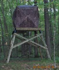 4x4 Elevators Deer Blind Welcome To Southern Outdoor Technologies