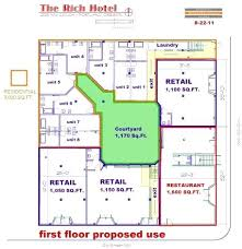 courtyard floor plans interior courtyard house plans plan center courtyard interior