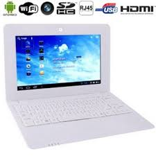 android notebook epc 1030t 10 1 inch android 4 0 version notebook computer white