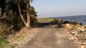bayshore trail henry hudson rail trail bike path sept 12 2011
