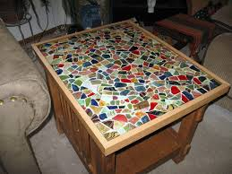 Mosaic Patio Table Top by Mosaic Patio Table Mosaic Table For Attractive Centre Of
