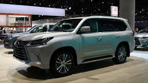 wald lexus lx570 two row lexus lx 570 carries fewer passengers to fit more stuff