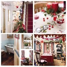 country chic christmas decorating uk christmas decor
