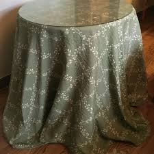 round particle board table top find more round particle board table with decorator fabric cloth and