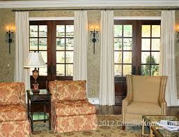 44 best curtains for french doors images on pinterest french